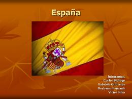 España - Mundo Escolar