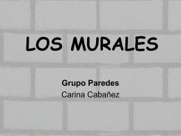 LOS MURALES