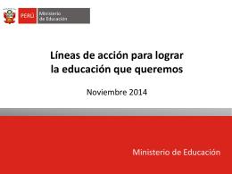 Hítalo Salazar - Consejo Nacional de Educación