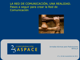 3. Jornadas de Comunicación