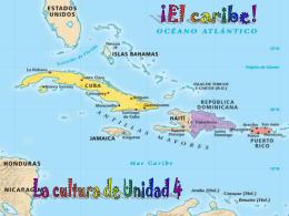 1. ¿Cuántos países hispanohablantes hay en el Caribe?