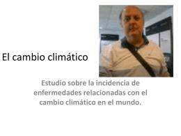 el cambio climático 4
