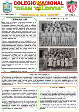 Boletín No. 2B
