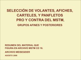 "Palabras del R.P. José M. ""Pichi"" Meisegeier, sj"