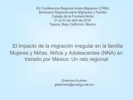 Los efectos de la migración (irregular) en las familias