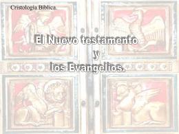 los_evangelios_fuente_de_la_cristologia