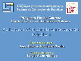 Presentación Defensa Correcion Practicas