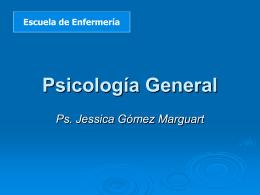 Psicologia de la personalidad I