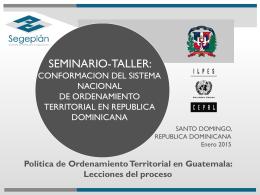 modulo-2-ot-guatemal.. - Ministerio de Economía, Planificación y