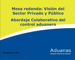 URUGUAY - Mesa redonda - Visión del Sector Privado y