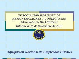 Informe Reajuste 15-11-2010