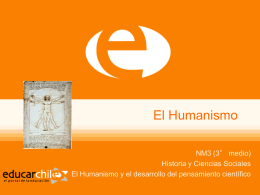 humanismo educarchile