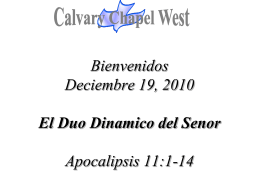 Joy To The World - Calvary Chapel West