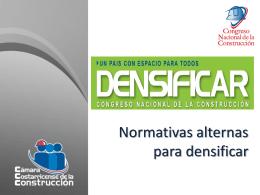 Título presentación - Cámara Costarricense de la Construcción