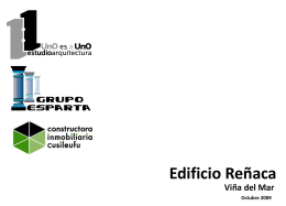 Proyecto Reñaca