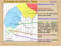 Los Coahuiltecos/Tejanos Se busca un Arqueólogo