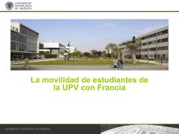 Universidad Politécnica Valencia