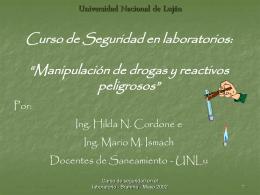 Sin título de diapositiva - Universidad Nacional de Luján
