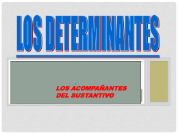 02.1.DETERMINANTES