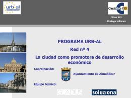 recurso turístico - Centro de Documentación del Programa URB-AL