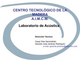 Centro Tecnológico de la Madera