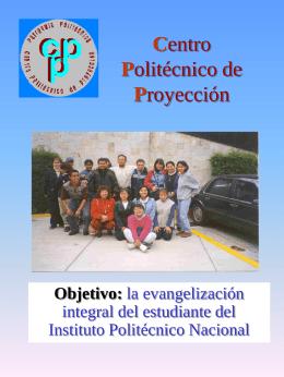 Centro Politécnico de Proyección