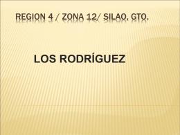 """CENTRO SABES """" LOS RODRIGUEZ """""""