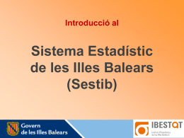 Sistema estadístic de les Illes Balears