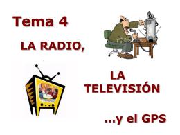 LA RADIO DIFUSIÓN TECNOLOGÍAS Y MERCADOS