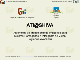proyecto ati@shiva - Universidad Autónoma de Madrid