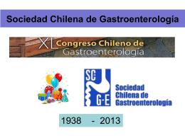 archivo inauguración del congreso chileno de gastroenterología 2013