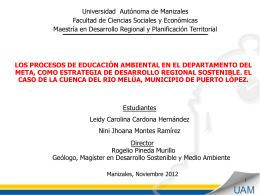 SUSTENTACION TESIS EDUCACIÓN AMBIENTAL FINAL 23 NOV
