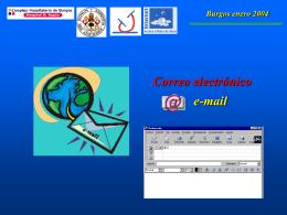 E-mail de quien manda el mensaje Para