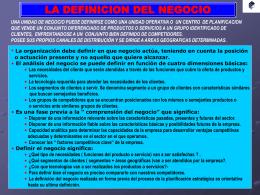 definicion_negocio - Luis Miguel Manene