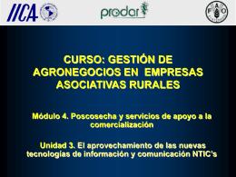 Unidad 3 - Infoagro.Net