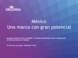 Descargar ponencia - Foro Nacional de Turismo