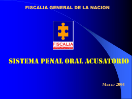 Recepción de Denuncias - Policía Nacional de Colombia