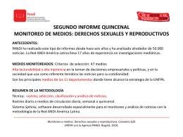 Diapositiva 1 - SI-Pro :: Servicio Integrado de Información del