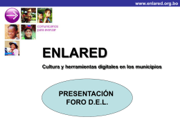 Slide 1 - DEL.ORG.BO
