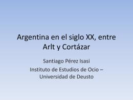 Artl y Cortazar