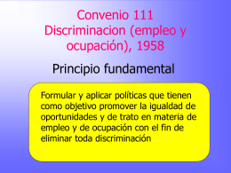 Convenio 111 - training.itcilo.it