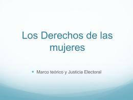 Igualdad - Tribunal Estatal Electoral