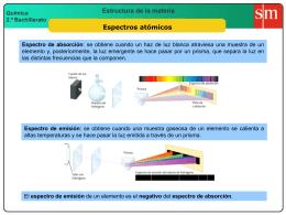 2 espectros atómicos