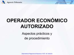 OEA.Aspectos practicos y de procedimiento