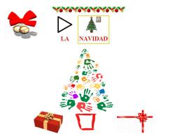 Para anticipar la Navidad