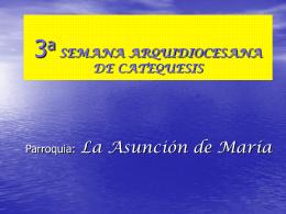 """""""La Asunción de María"""""""