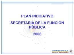 Sin título de diapositiva - Gobernación de Cundinamarca