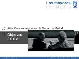 J- MAYORES - Ayuntamiento de Madrid