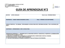 GuÃaNº 2_Artes Visuales_LCCP_1º medio