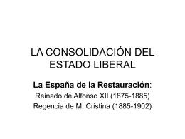 LA CONSOLIDACIÓN DEL ESTADO LIBERAL - geohistoria-36